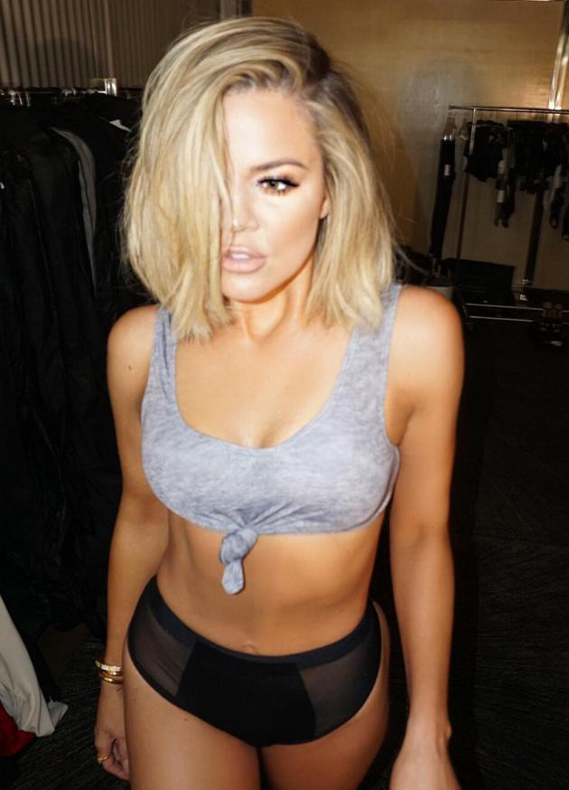 khloe kardashian my body s too hot to be pregnant right