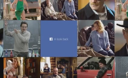 Walter White Looks Back on Facebook: YOLO!