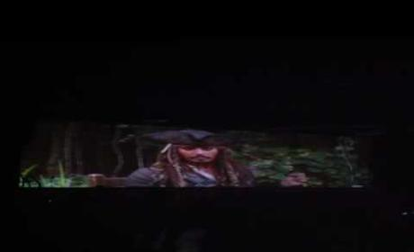 Pirates of the Caribbean: On Stranger Tides Teaser