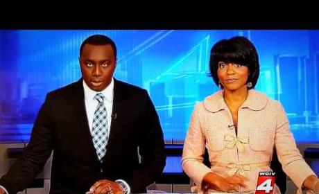 Detroit Reporter Drops F-Bomb on Live TV