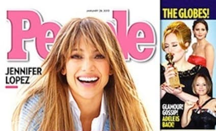Jennifer Lopez People Cover: Hot or Haggard?