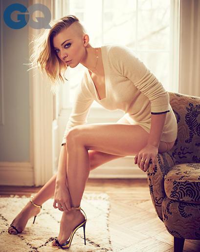 Natalie Dormer GQ Image