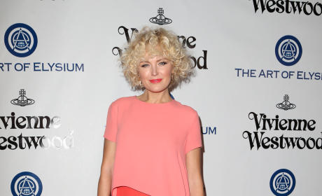 Malin Akerman: The Art of Elysium Presents Vivienne Westwood & Andreas Kronthaler's 2016 HEAVEN Gala