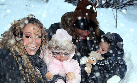 Mariah and Twins