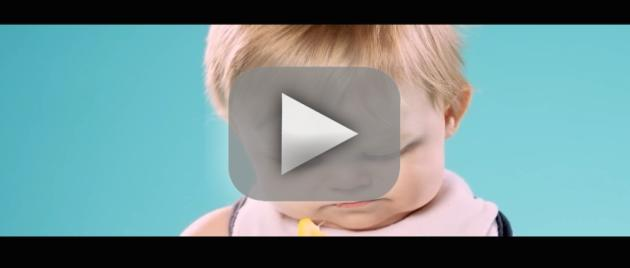 Babies Eat Lemons for the First Time