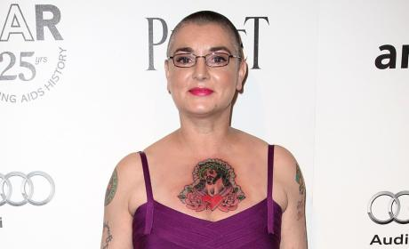 "Sinead O'Connor Cancels Tour Dates After ""Serious Breakdown"""
