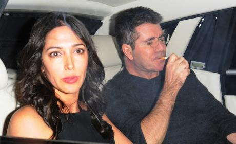 Simon Cowell: Blindsided By Lauren Silverman Pregnancy Bombshell?