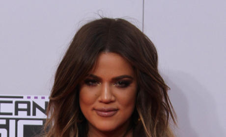 Khloe Kardashian Red Carpet Snapshot