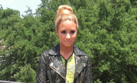 Demi Lovato in Austin