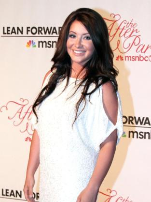 Bristol Palin Smiles
