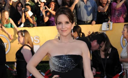 SAG Awards Fashion Face-Off: Tina Fey vs. Jenna Fischer