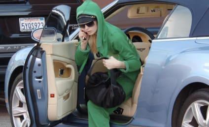 A New Paris Hilton Pussy Picture