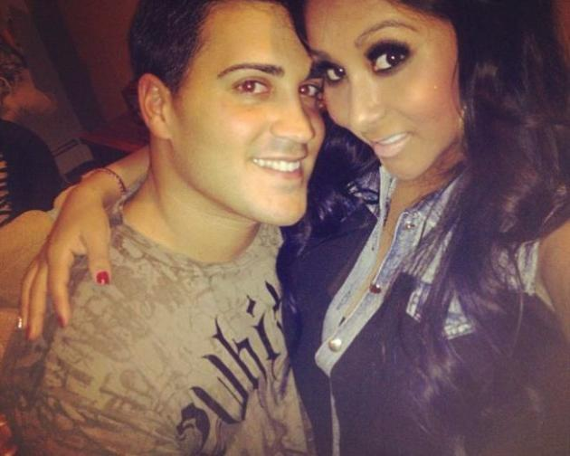 Snooki, Jionni LaValle Photo