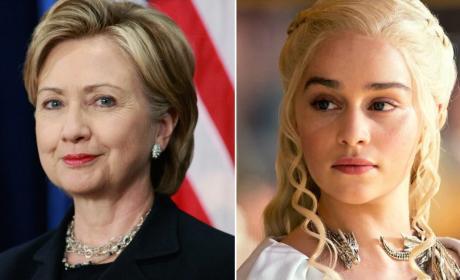 Hillary Clinton: 7 Ways She's Just Like Daenerys Targaryen