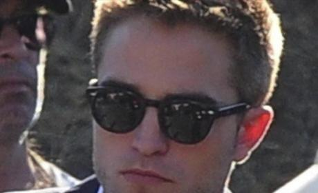 Robert Pattinson: On a Cocaine Bender?!?