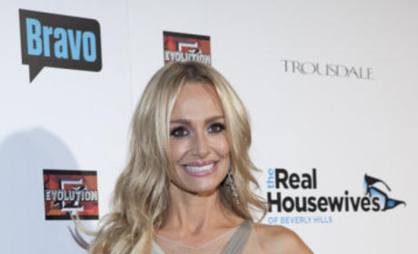 Taylor Armstrong Accuses Ex-Husband of Abuse