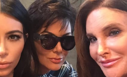 Caitlyn Jenner and Kris Jenner: Spotted in Same Selfie!