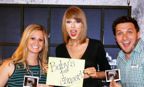 Taylor Swift Baby Announcement