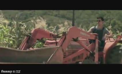 Taylor Lautner Stars in Field of Dreams 2: Lockout