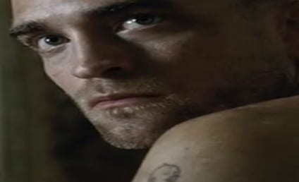 The Rover Trailer: See Robert Pattinson Shirtless!