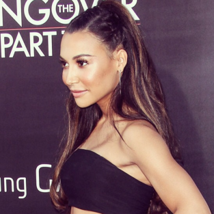 Naya Rivera Red Carpet Pic