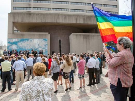 Rainbow Flag Del