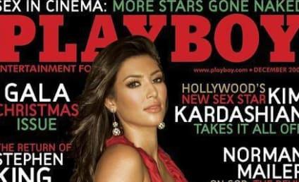 The Kim Kardashian Playboy Cover