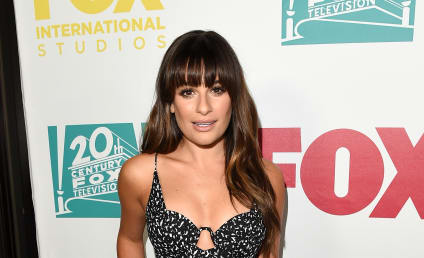 Lea Michele and Robert Buckley: New Couple Alert!