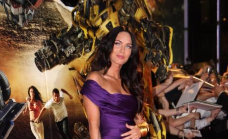Fashion Face-Off: Megan Fox vs. Megan Fox