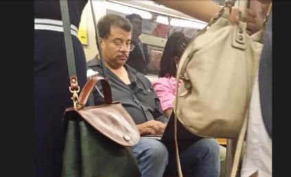 "@dogboner Labels Neil deGrasse Tyson  a ""Dumbass Nerd"" for Using Laptop on Subway"