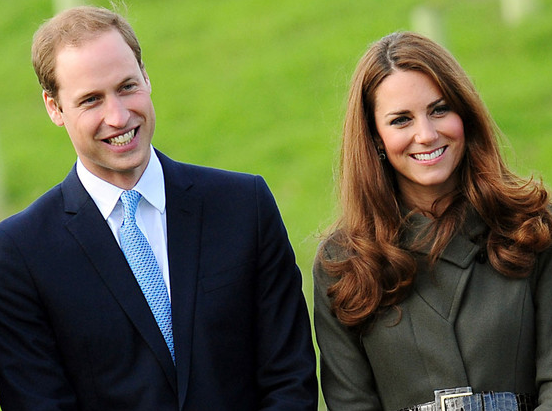 William and Kate, Duke and Duchess
