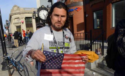 Carlos Arredondo, Peace Activist at Boston Marathon, Hailed as Hero