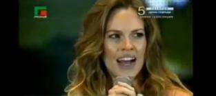 Hilary Swank on Weird Chechnyan Birthday Party Appearance: My Bad!