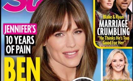 Ben Affleck LIED, BOOZED & GAMBLED Throughout Marriage to Jennifer Garner!