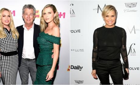 "Yolanda Foster: Former Stepdaughter Sara Claims ""You're Not Dying!"""