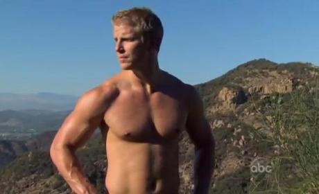 The Bachelor Promo: Sean Lowe Shirtless!