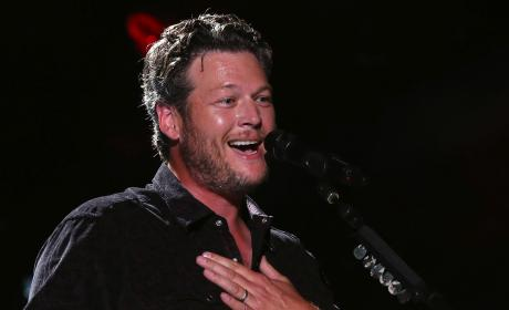 Blake Shelton to Westboro Baptist Church: Blow Me, You Inbred Dips---s!
