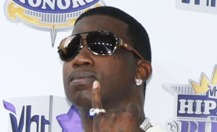 Gucci Mane: Arrested For Possession of Weed & Gun, Threatening Cops