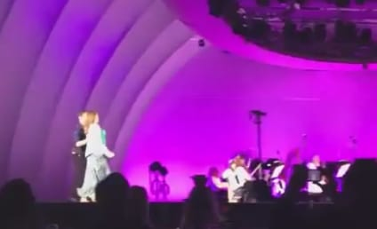 Kristin Chenoweth and Random Audience Member: The Incredible Duet!