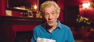 Ian McKellen Replaces Patrick Stewart, Helps Man Propose