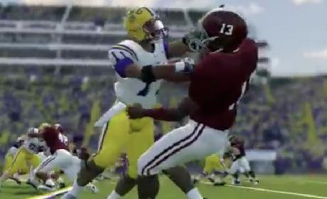 NCAA Football 14 Released: Do You Still Care?