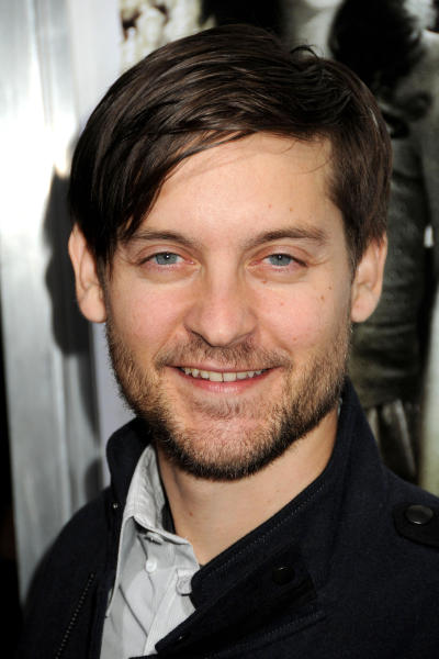 Tobey Maguire & Jennifer Meyer: Divorcing After 9 Years of Marriage ... Tobey Maguire