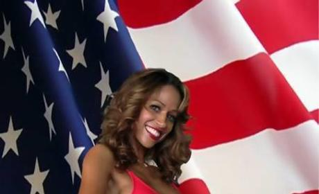 Stacey Dash Slammed with Racist Taunts Due to Support of Mitt Romney