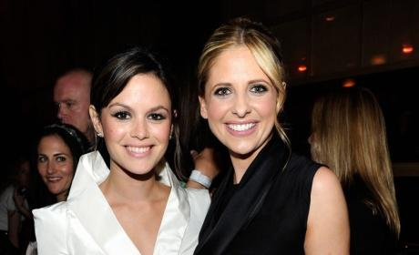 Rachel Bilson or Sarah Michelle Gellar: Who Would You Rather?