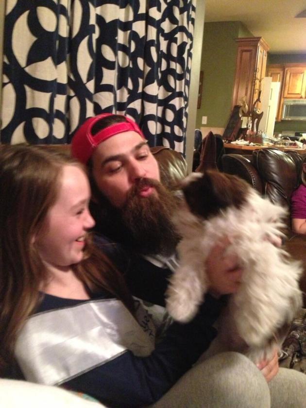 Robertson Family Dog