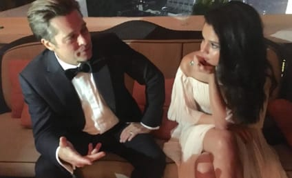 Selena Gomez: Caught in Middle of Brangelina Cheating Scandal?!