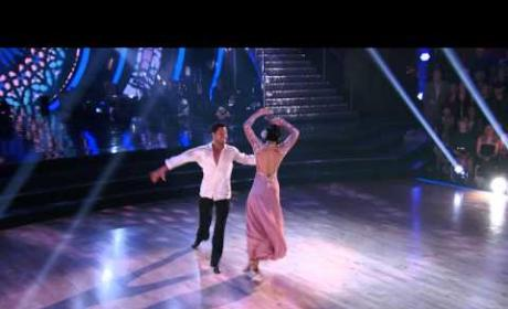Rumer & Val - Foxtrot (Dancing with the Stars Finals)