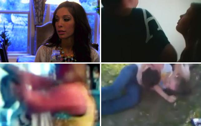 Teen mom clip farrah abraham is back