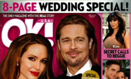 Angelina Jolie and Brad Pitt: Secretly Married (Not Really)!