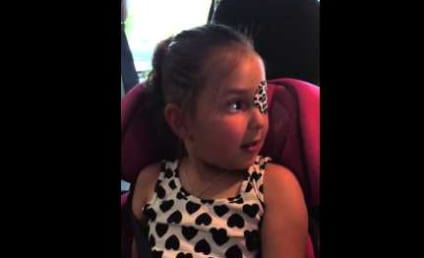 Kristen Bell Surprises Little Girl with Brain Tumor: Watch!